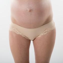 Culotte de maternité Caroline beige