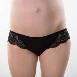 Culotte de maternité Caroline noire